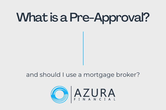 Pre Approval - Azura Financial